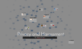 Privacy and Harassmemt