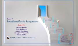 Copy of Planificación de proyectos