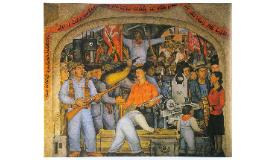 A Formação do Estado Pós-Revolucionário Mexicano e o Movimento Muralista