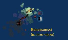 Renessanssi (n.1300-1500)
