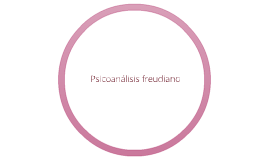 Psicoanálisis freudiano