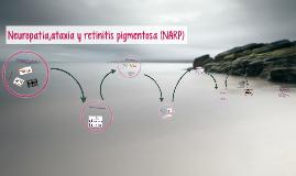Neuropatia,ataxia y retinitis pigmentosa (NARP)