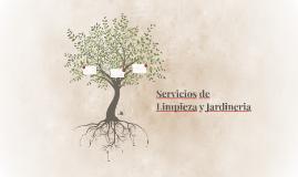 servicios de limpieza y jardineria