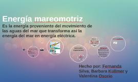 Copy of energia mareomotriz