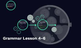 Grammar Lesson 5-7