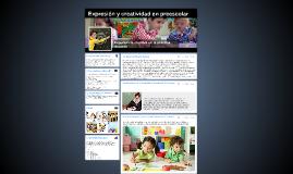 Copy of Expresión y creatividad en preescolar