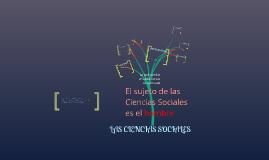 Las Ciencias Sociales - Presentación