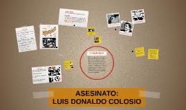 ASESINATO: