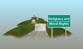 Religious and Moral Rights