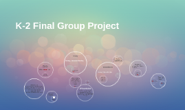 Copy of K-2 Final Group Prject