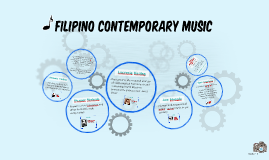 Filipino Contemporary Music
