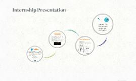 Copy of Internship Presentation