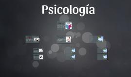 Psicologìa