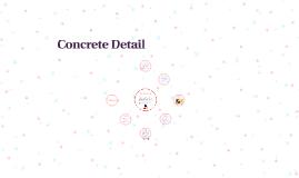 Concrete Detail (Sophie ball)