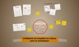 UE94 - Collaborer et coopérer en classe avec le numérique