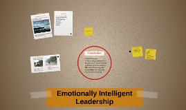 AP Emotionally Intelligent Leadership