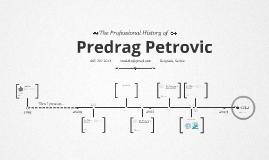 Timeline Prezumé by Pilipovic Artur