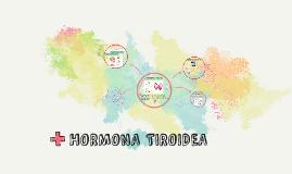HORMONA TIROIDEA