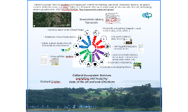 Cultural Ecosystem Services modelling and mapping are curren