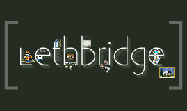 Social Project - Lethbridge