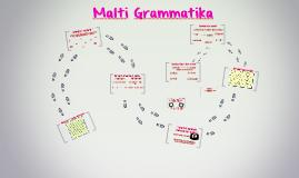 Copy of Malti Grammatika