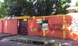 Campanha de matrículas do Colégio Maria José da Silva Melo