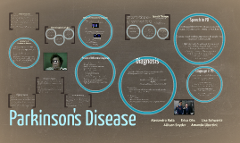 Parkinson's Disease Presentation