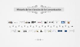 Historia en las Ciencias de la Comunicación
