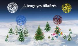 www.matekprezi.com, A tengelyes tükrözés  6.II.6, Anna Tóthné Szalontay