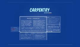 ◌  Carpentry   ◌