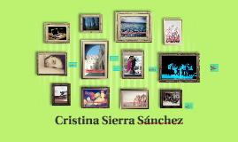 Cristina Sierra Sánchez