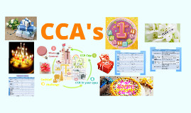 CCA's 1st BIRTHDAY