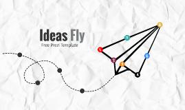 Copie de Ideas Fly - Free Prezi Template