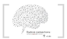 Radicale verbindingen - multi-agency