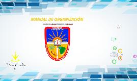 manual de org.