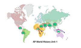 AP World History Unit 1