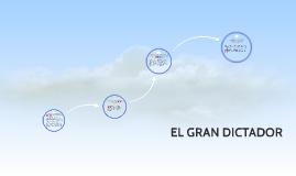 EL GRAN DICATADOR