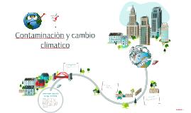 Copy of Contaminaciòn y cambio
