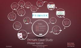 Copy of Copy of Primark Case Study Presentation