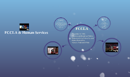 FCCLA & Human Services