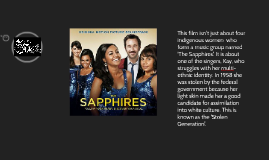 Copy of THE SAPPHIRES