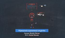 Copy of Hiperplasia suprarrenal congénita