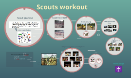 Scouts workout