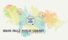 Idaho Falls public library