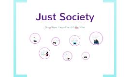 Just Society