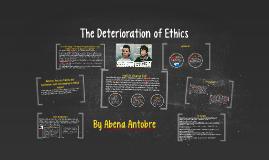 The Development of Ethics in Children