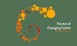 How Chameleons Change Color