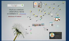 Diseño de actividades colaborativas y nuevas metodologías en eTwinning