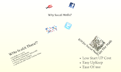 Why Social Meda