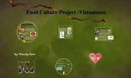 Food Culture Project